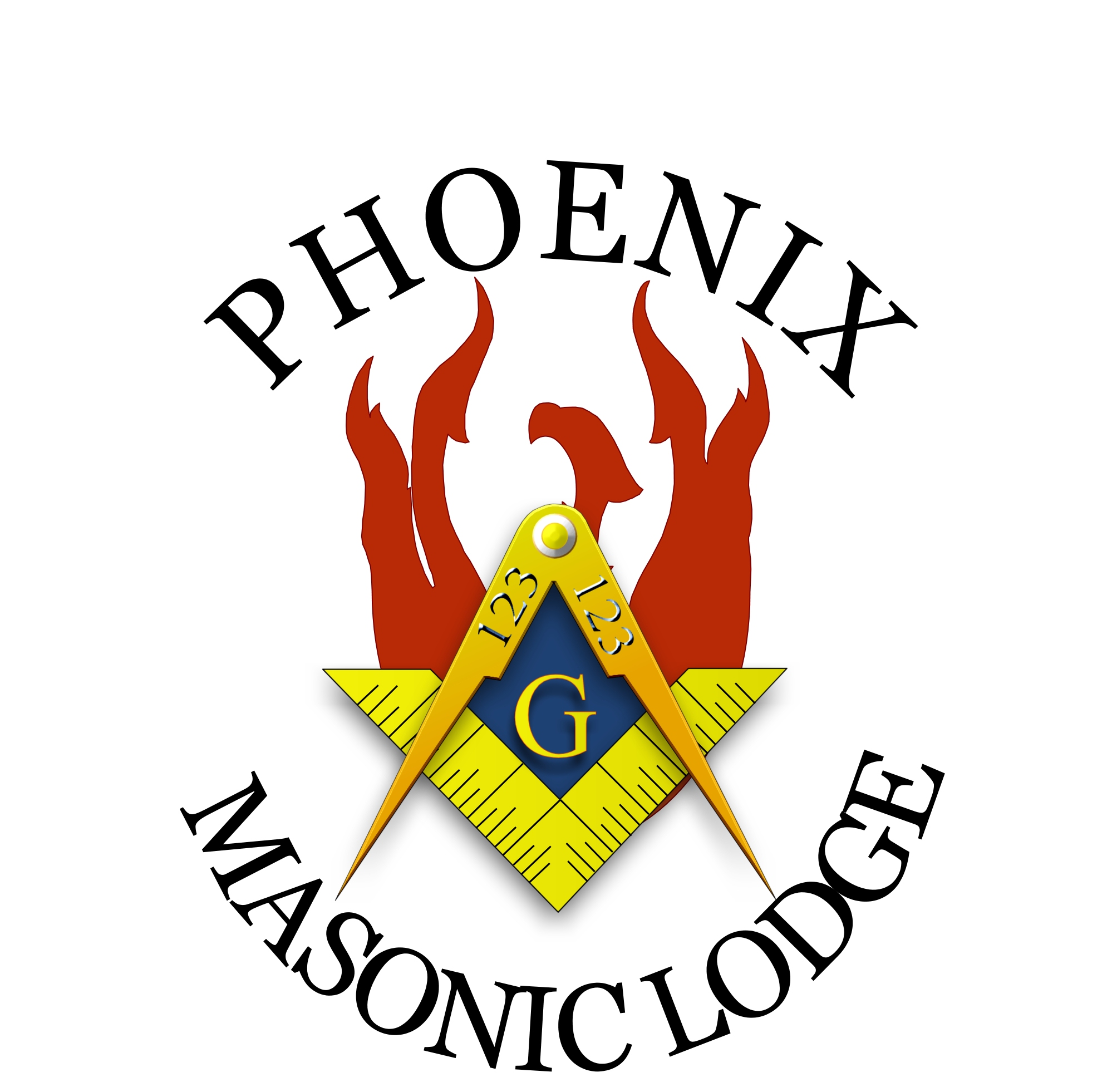 Phoenix Lodge Logo